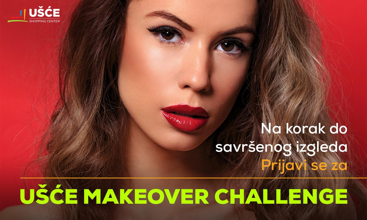 UŠĆE Makeover Challenge
