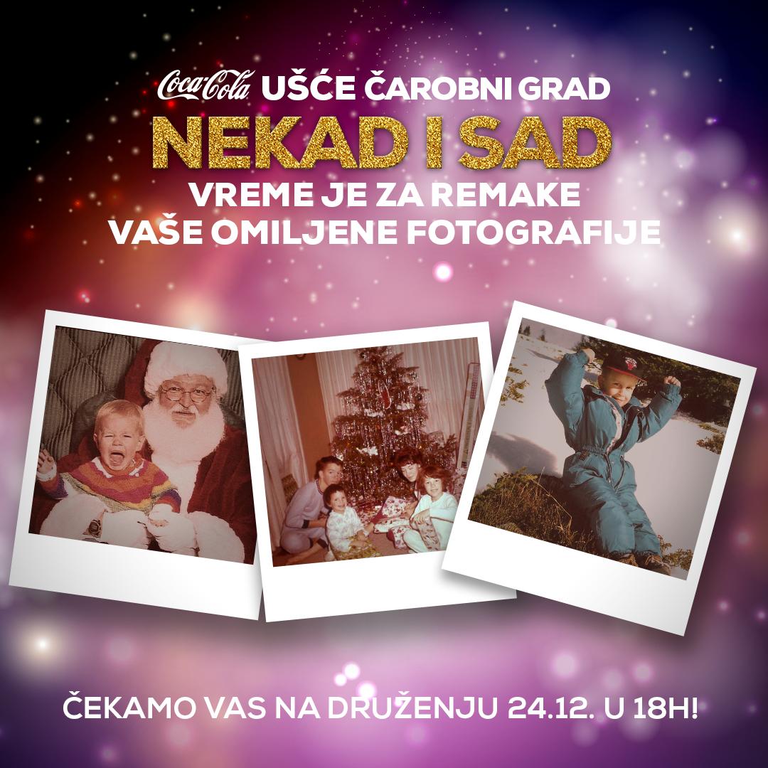 REMAKE vaše omiljene novogodišnje fotografije iz detinjstva