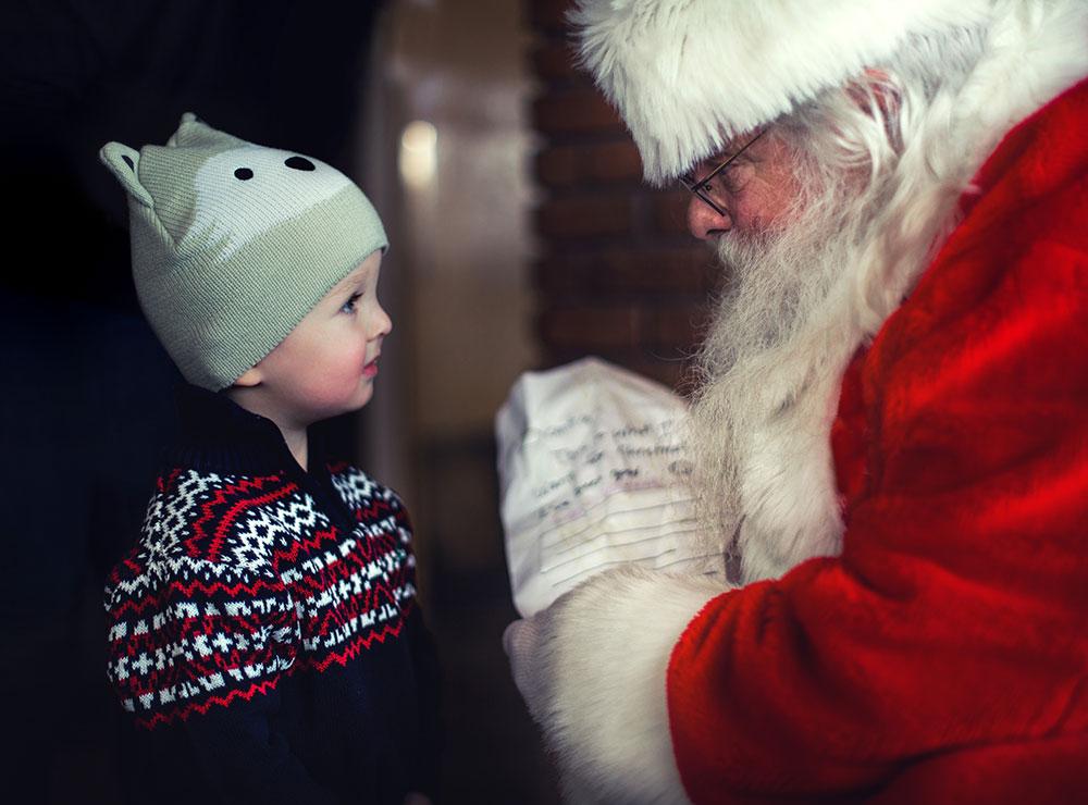 Deda Mraz ne veruje da šoping centar Ušće postoji